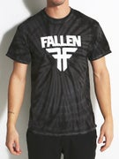 Fallen Insignia Tie Dye T-Shirt