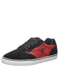 Fallen Slash Shoes  Black/Blood Red