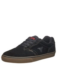 Fallen Slash Shoes  Black/Gum