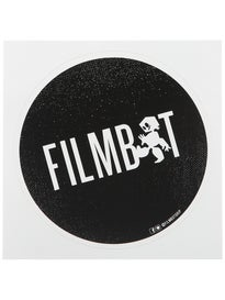 Filmbot 5 Stoplight Sticker\ lack