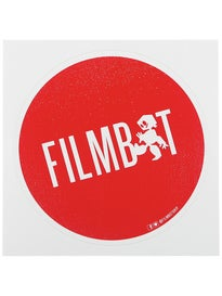 Filmbot 5 Stoplight Sticker\ ed