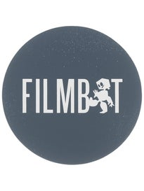 Filmbot Stoplight Sticker Blue