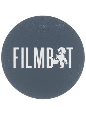 Filmbot Stoplight Sticker Blue
