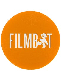 Filmbot Stoplight Sticker Orange