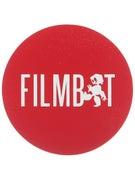 Filmbot Stoplight Sticker Red