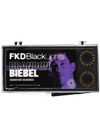 FKD Brandon Biebel Pro Blacklight Bearings ABEC 7