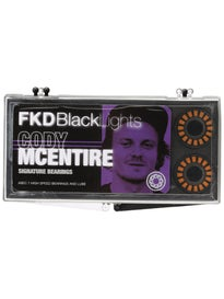 FKD Cody McEntire Pro Blacklight Bearings ABEC 7