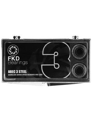FKD Bearings Steel Shields ABEC 3