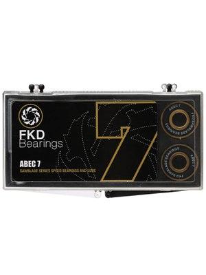 FKD Bearings Neoprene Shields ABEC 7