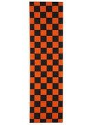 FKD Checkers Black/ Orange Griptape