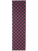 FKD Checkers Black/Pink Griptape