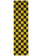 FKD Checkers Black/Yellow Griptape