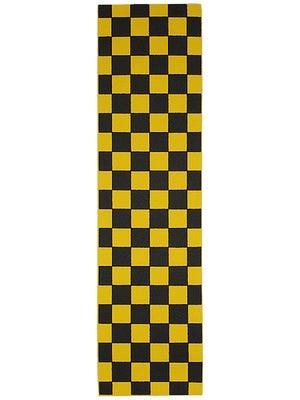 FKD Checkers Black/Yellow Griptape
