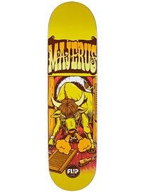 Flip Majerus Comix Deck  8.25 x 32.31