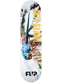 Flip Saari Side Mission Parrot Deck  8.4 x 32.5