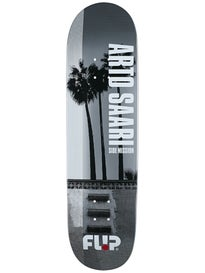 Flip Saari Side Mission Palms Deck  8.5 x 32.88