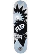 Flip Berger Boom P2 Deck  8.0 x 31.5