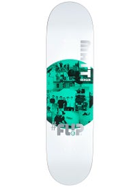 Flip Berger Insta ART P2 Deck  8.0 x 31.5