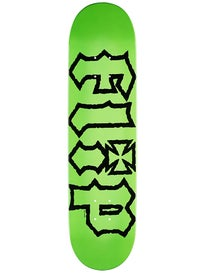 Flip HKD Decay Hard Rock Maple Green Deck 7.75 x 31.63