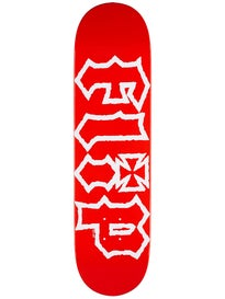 Flip HKD Decay Hard Rock Maple Red Deck 8.0 x 31.5