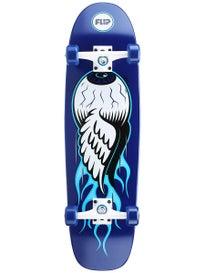 Flip Eyeball Cruzer Blue Complete  9.25 x 32.75