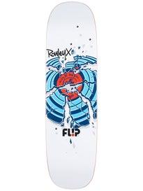 Flip Rowley Crackshot Deck  8.44 x 31.25