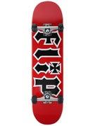 Flip HKD Red Complete  7.5 x 31.63