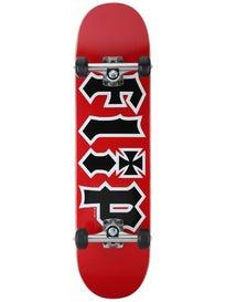 Flip HKD Red Complete  7.75 x 31.63