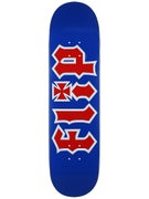 Flip Team HKD RWB Blue Deck  8.25 x 32.31