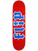 Flip Team HKD RWB Red Deck  8 x 31.5