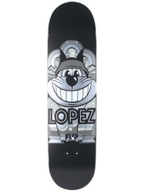 Flip Lopez Gallery Series Deck 8.25 x 32.31