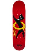 Flip Lopez Black Cat Deck  8.25 x 32.31
