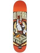 Flip Oliveira Comix Deck  8.13 x 32