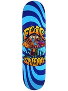 Flip Penny Love Shrooms Blue Deck 8.13 x 32