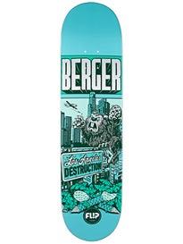 Flip Berger Comix Deck  8.0 x 31.5