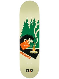 Flip Berger Firestarter Deck  8.0 x 31.5