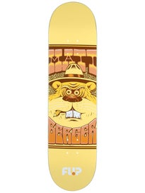 Flip Berger Mercenaries Deck  8.0 x 31.5