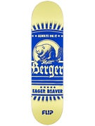 Flip Berger Two-Tone Deck  8.0 x 31.5
