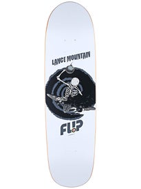Flip Mountain Bomber White Deck 8.75 x 32.14