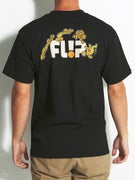 Flip Mountain Doughboy Somersault T-Shirt