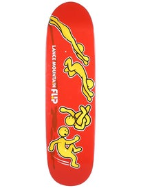 Flip Mountain Doughboy Somersault Deck  8.63 x 32.25
