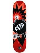 Flip Oliveira Boom P2 Deck  8.13 x 32
