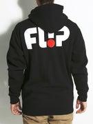Flip Odyssey Logo Hoodzip