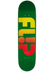 Flip Odyssey Faded Green Deck 7.81 x 31.5