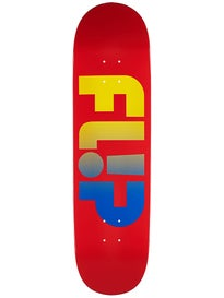 Flip Odyssey Faded Red Deck 8.5 x 32.75
