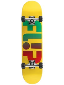 Flip Team Odyssey Faded Yellow Mid Complete 7.25 x 29.9