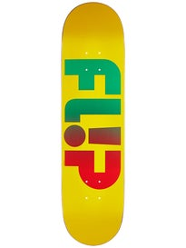 Flip Odyssey Faded Yellow Deck 8.0 x 31.5