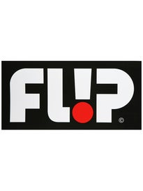Flip Odyssey Logo 18 x 9 Sticker\  lack