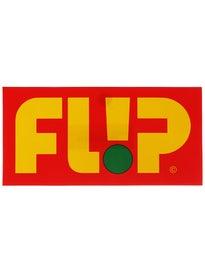 Flip Odyssey Logo 8 x 4 Sticker\  ed