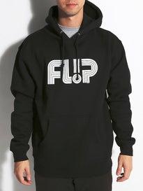 Flip Odyssey Tube Logo Pullover Hoodie